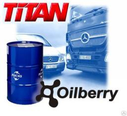 Моторное масло Titan Cargo MC 10W-40 205L MAN 3277 MB 228.5 SCANIA LDF-2