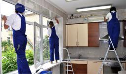 Уборка квартир после ремонта (строителей)