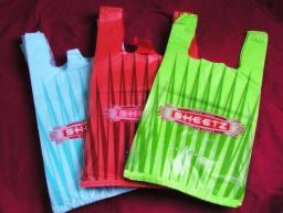Станки для изготовления пакетов-майка,одноразовых пакетов, мусорных пакетов и др.