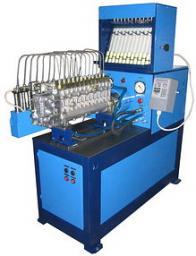 СДМ-12-11 Стенд для испытания и регулировки ТНВД дизельных двигателей