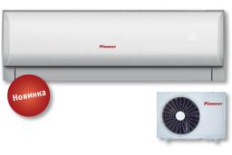 Сплит-системы Pioneer 7/9/12/18/24 модели