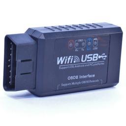 ELM327 Professional (Wi-Fi + USB)