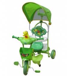 Детский велосипед Geoby Happy Dino LSR401R