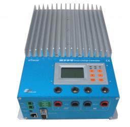 Контроллер заряда солнечных батарей EPSolar eTracer 3415N 12/24/36/48В 30А MPPT