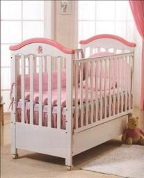Кроватка Geoby МС801