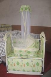 Кроватка BabyHit 416