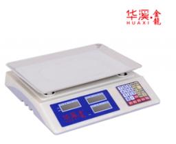 Весы электронные с расчетом стоимости DD-1204