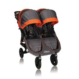 Коляска для двойни Baby Jogger City Mini GT Double (Беби Джоггер Сити Мини ДжиТи Дабл)