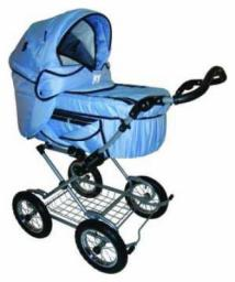 Детская комбинированная коляска Prampol Norbi (Прампол Норби)