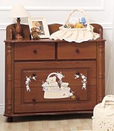 Комод - пеленальный стол Sweet Room HPA