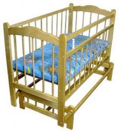 Кроватка Хэппич маятник поперечный