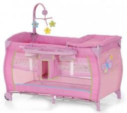 Манеж-кровать Baby Center Hauck