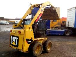 2009г Caterpillar 226B series 2 без пробега РФ