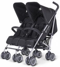 Прогулочная коляска-трость Twinyx для двойни 2013 Cybex