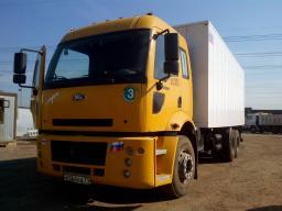 2013г Ford Cargo 2530 17тонн Евро-3 Новая Будка