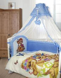 Детский комплект постельного белья Kids Comfort Панно-Maxi