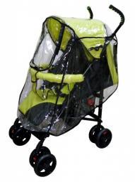 Дождевик для колясок Ecobaby