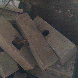 Клин 1049002015 крепления подвижной плиты СМД-110А