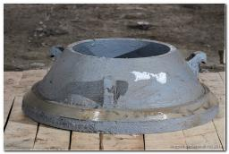 Брони (конуса) к дробилке СМД-120А (КСД-900)
