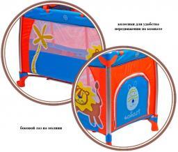 Манеж-кровать Rich Toys Baby Comfort P9083B (Рич Тойз Беби Комфорт)