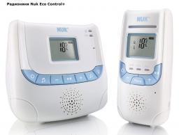 Радионяня Nuk Eco Control+ (Нук Эко Контрол)