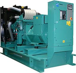 Электростанция Cummins Модель C275D5 Двигатель QSL9G5