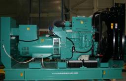 Электростанция Cummins Модель C550D5 Двигатель QSX15G8