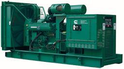 Электростанция Cummins Модель C825D5 Двигатель QSK23G3