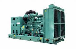 Электростанция Cummins Модель C1000D5 Двигатель QST30G3