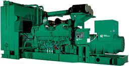 Электростанция Cummins Модель C2250D5 Двигатель QSK60G4