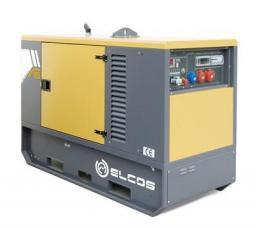Электростанция дизельная ELCOS GE.YA.022-020 Двигатель Yanmar 4TNV88