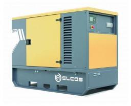 Электростанция дизельная ELCOS GE.YA.037-033 Двигатель Yanmar 4TNV98
