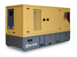Электростанция дизельная ELCOS GE.AI.176-160 Двигатель Iveco NEF N67TM3A