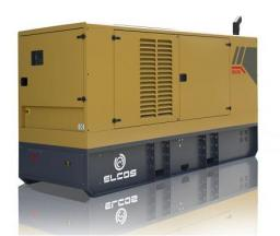 Электростанция дизельная ELCOS GE.AI.220-200 Двигатель Iveco NEF N67TE2A