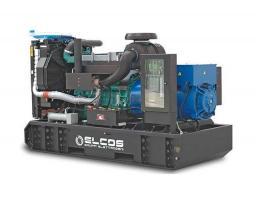 Электростанция дизельная ELCOS GE.VO.410\375 Двигатель Volvo TAD 1343 GE