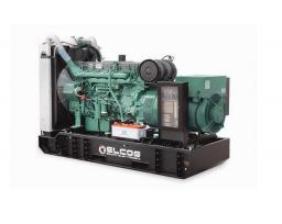 Электростанция дизельная ELCOS GE.VO.630\570 Двигатель Volvo TAD 1642 GE