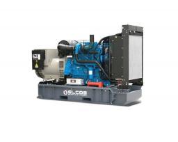 Электростанция дизельная ELCOS GE.PK.550\500 Двигатель Perkins 2506-E15TAG2
