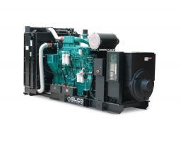 Электростанция дизельная ELCOS GE.CU.700\640 Двигатель Cummins VTA28G5