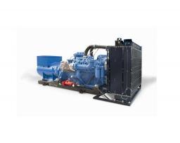 Электростанция дизельная ELCOS GE.CU.1030\940 Двигатель Cummins QST 30 G3