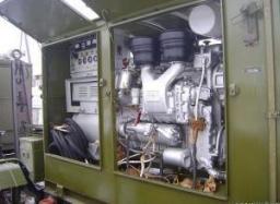 Дизельная электростанция (дизель-генератор) АД–30Т400 с хранения