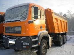грузоперевозки сыпучих грузов от 10т до 50т по Крыму