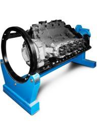 Стенд Р776Е разборки-сборки двигателей, КПП