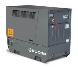 Электростанция дизельная серии Light ELCOS GE.PK.011\010.LT Двигатель Perkins 403A-11G1