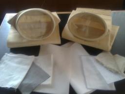 Фильтровальные рукава, мешочные фильтроэлементы