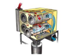 Фильтрующий картридж (кассета) Cart-C/Cart-D/Cart-O для установок Совплим MDB, FMP, FMPF