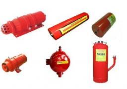 Система пожарной безопасности для транспорта и спецтехники