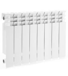 Алюминиевые радиаторы отопления 350мм 96мм секция, гарантия 15 лет