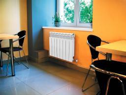 Биметаличесские радиаторы отопления 500мм 80мм секция, гарантия 15 лет, бесплатная достака