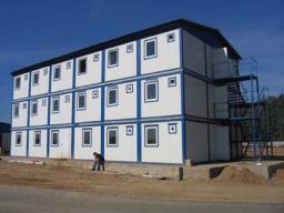модульные и каркасные здания