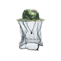 Накомарник-шляпа (камуфляж) с 1 кольцом